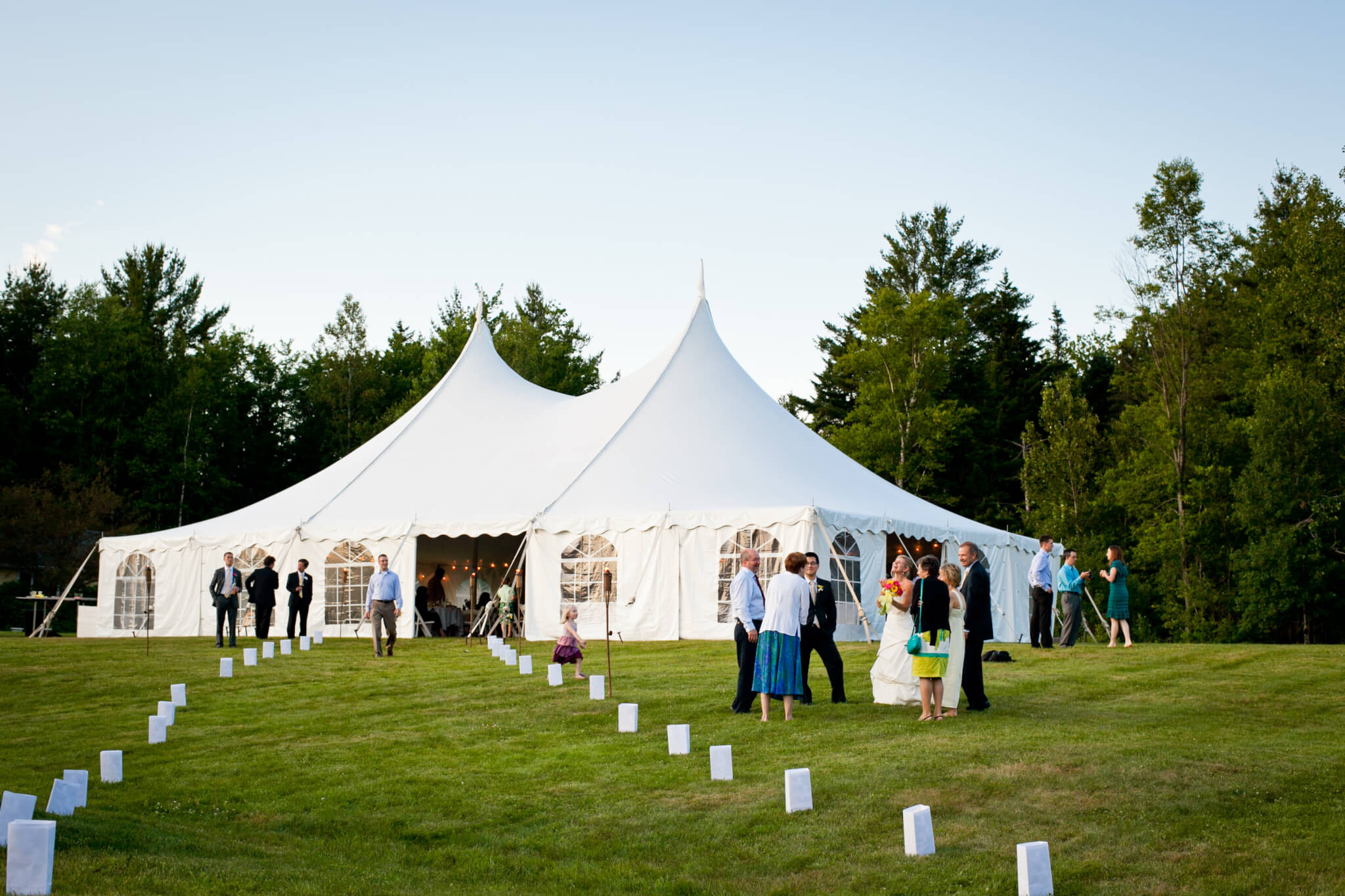 Rusty and Karin are wed at the Red Clover inn in Killington, Vermont. By Eve Event Photography