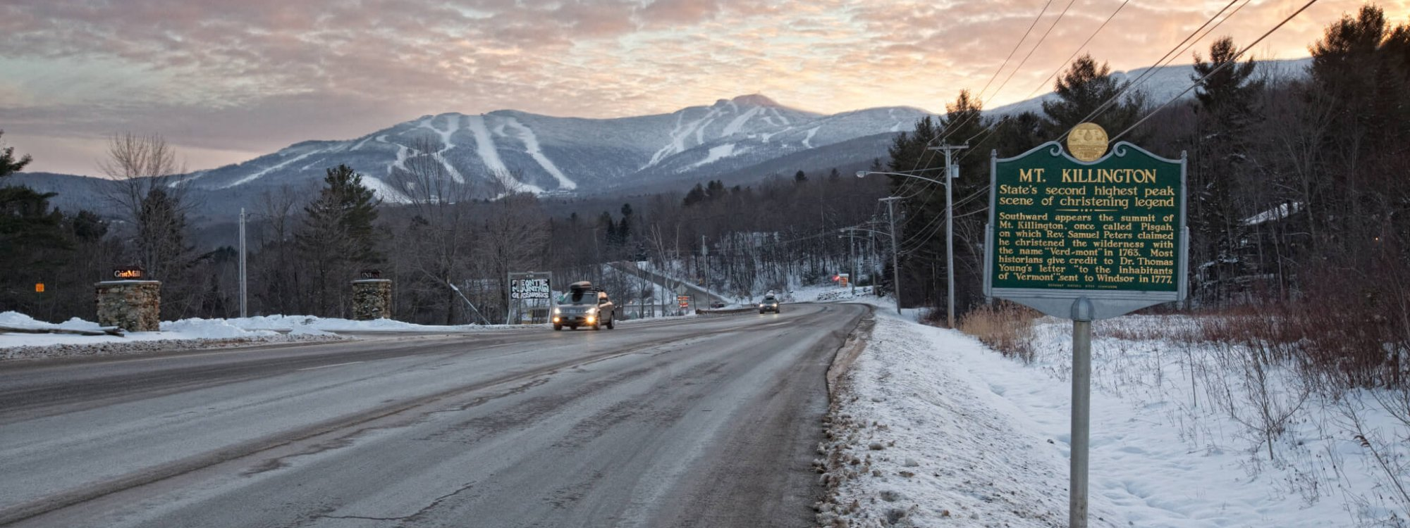Killington Area